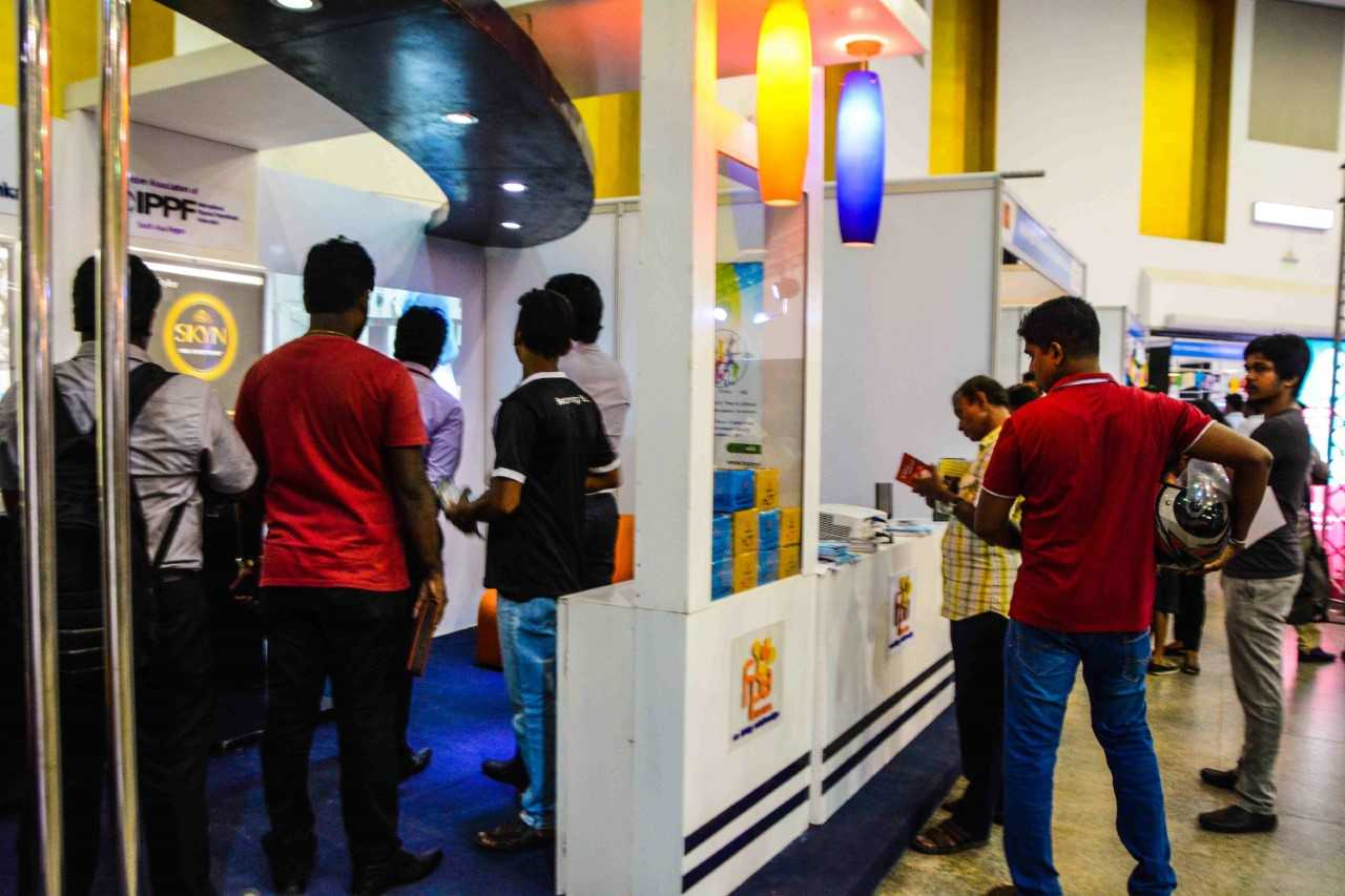 Exhibition Stall Builders In Sri Lanka : Fpa sri lanka product stall at medicare march th
